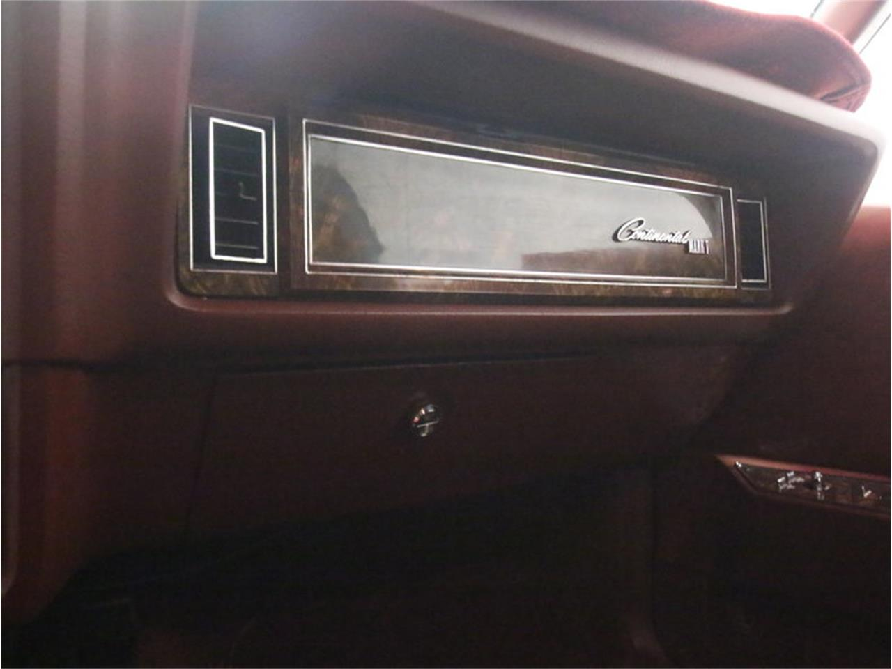 Large Picture of 1977 Lincoln Continental Mark V located in Lithia Springs Georgia - L8OM