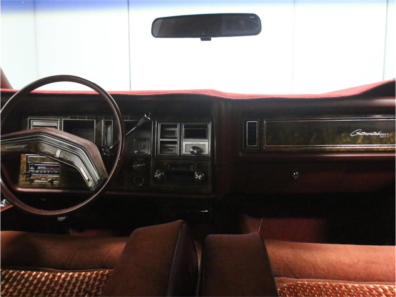 Large Picture of 1977 Lincoln Continental Mark V located in Georgia - $10,995.00 Offered by Streetside Classics - Atlanta - L8OM