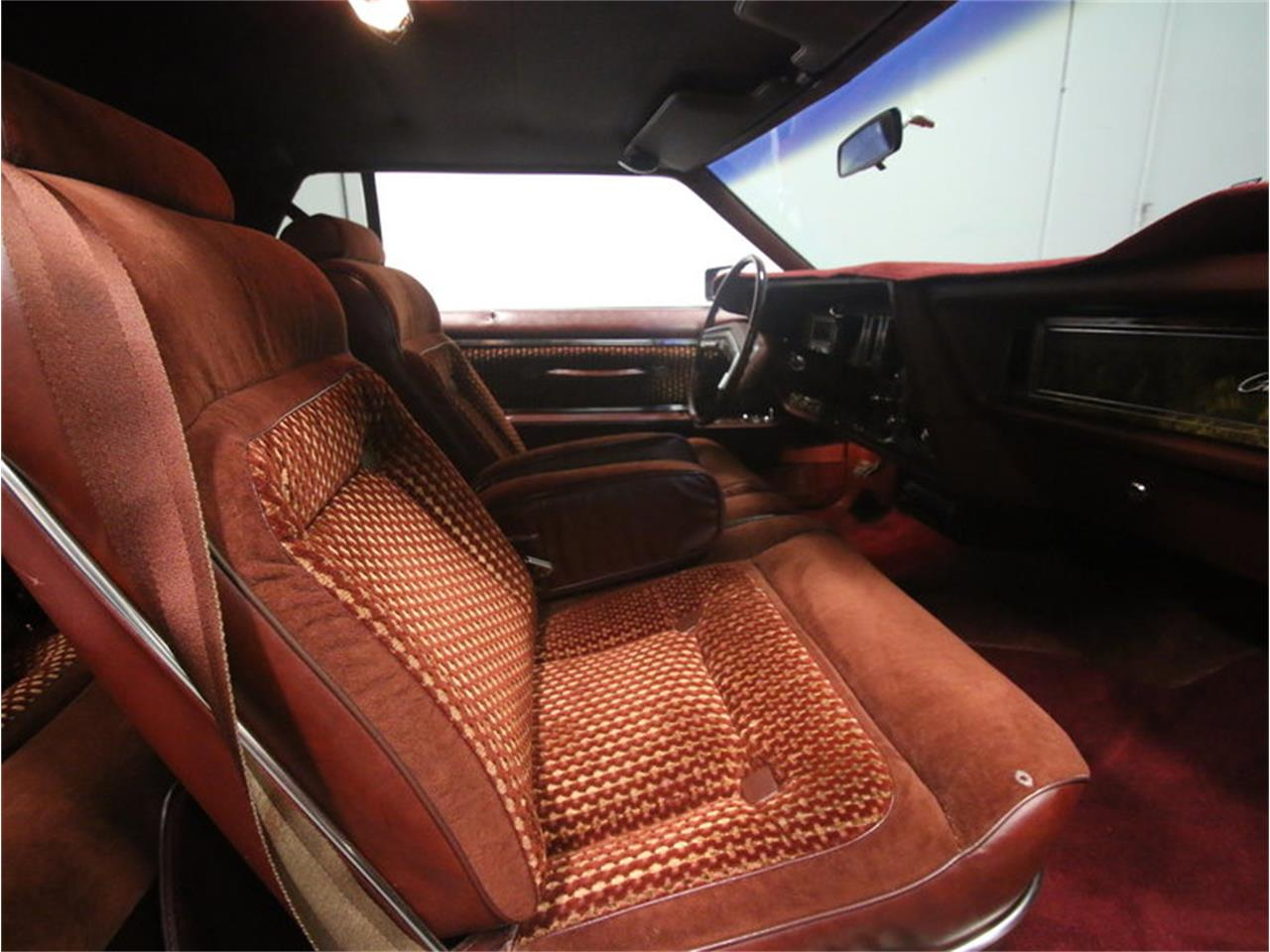 Large Picture of '77 Continental Mark V Offered by Streetside Classics - Atlanta - L8OM