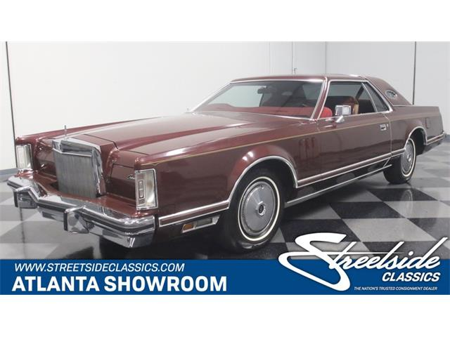 Picture of 1977 Continental Mark V located in Georgia - $10,995.00 - L8OM
