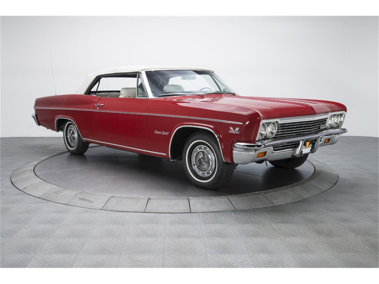 Large Picture of '66 Chevrolet Impala SS - L8OP