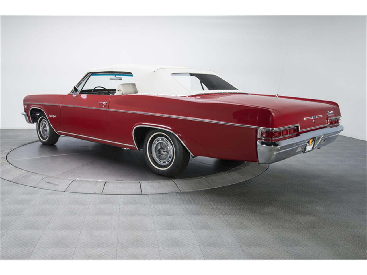 Large Picture of Classic '66 Impala SS - $59,900.00 Offered by RK Motors Charlotte - L8OP