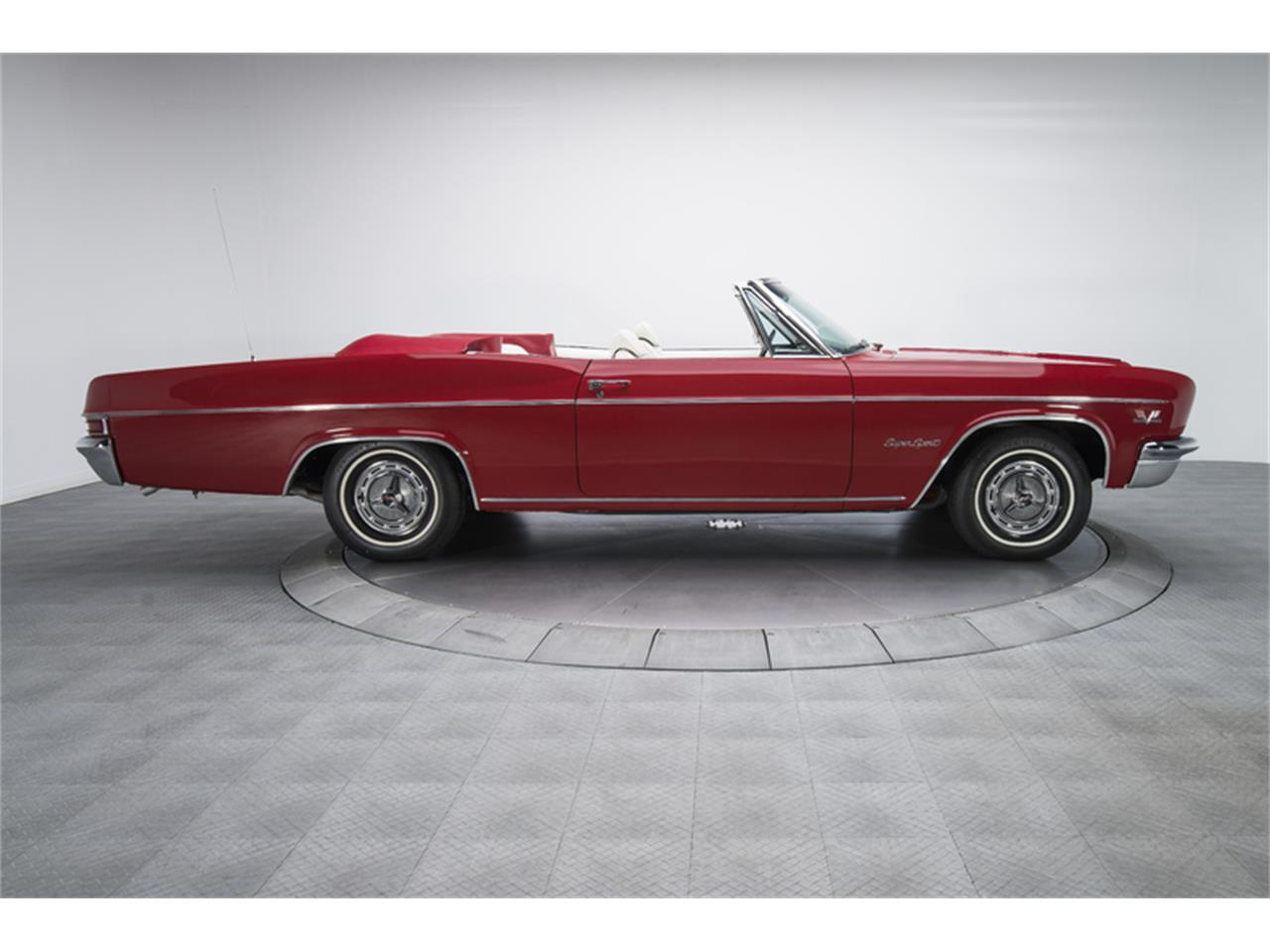 Large Picture of Classic '66 Chevrolet Impala SS - $59,900.00 Offered by RK Motors Charlotte - L8OP