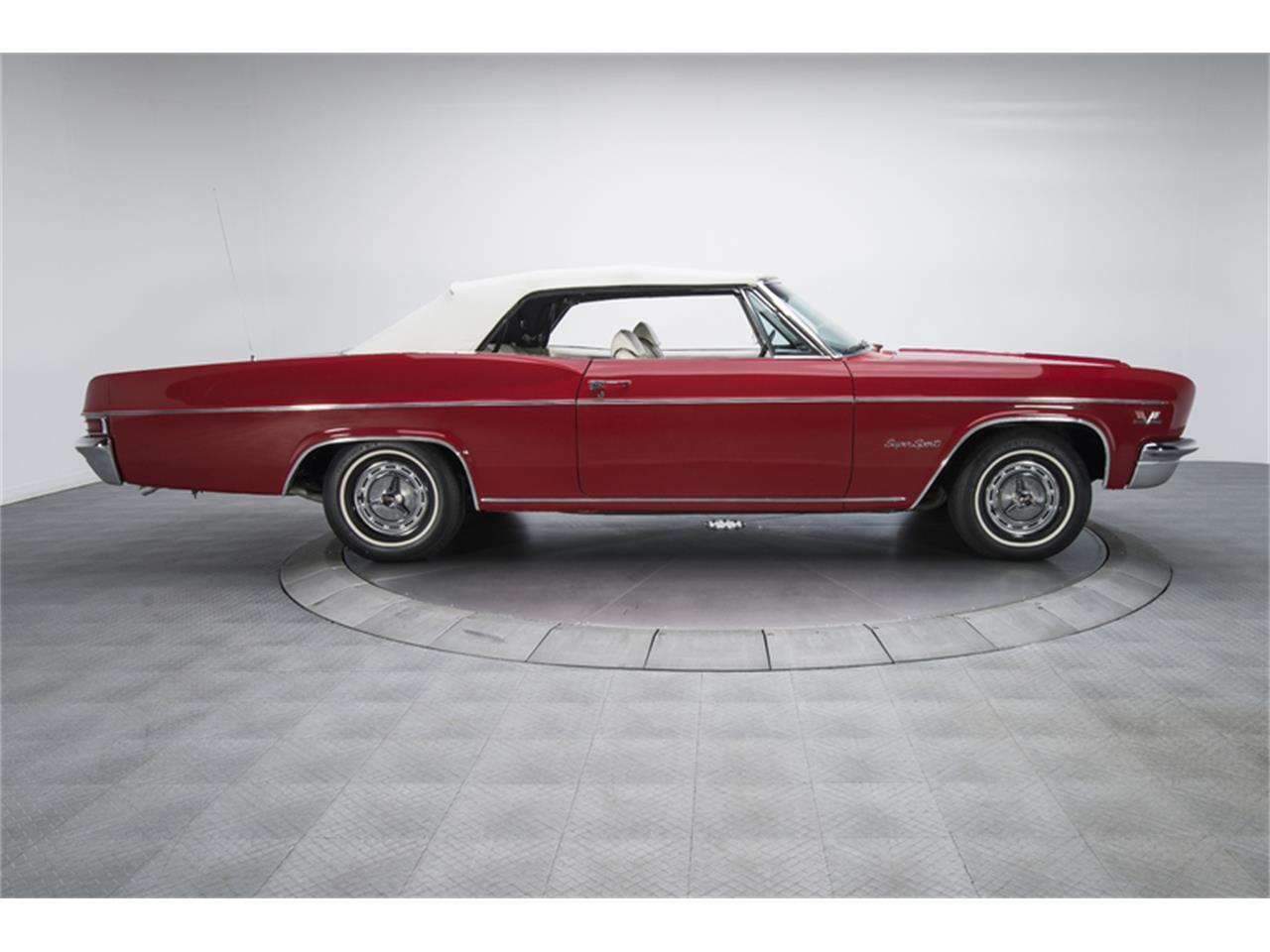 Large Picture of Classic '66 Chevrolet Impala SS - $59,900.00 - L8OP