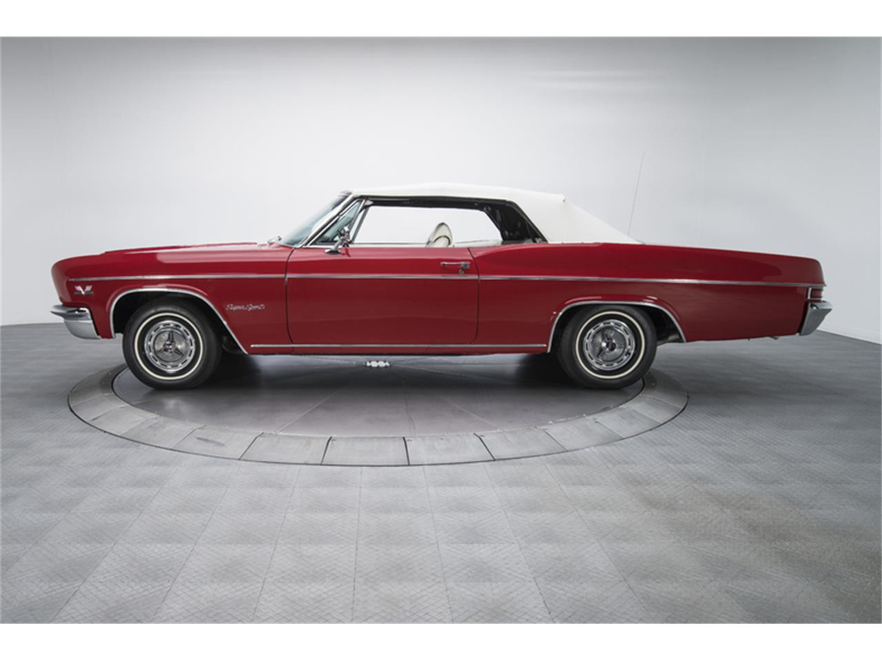 Large Picture of Classic '66 Chevrolet Impala SS - L8OP
