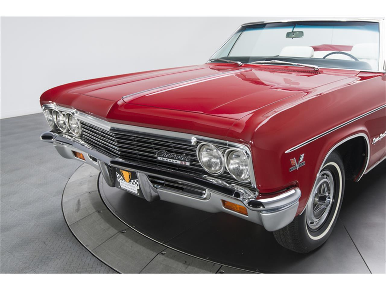 Large Picture of 1966 Chevrolet Impala SS located in North Carolina Offered by RK Motors Charlotte - L8OP