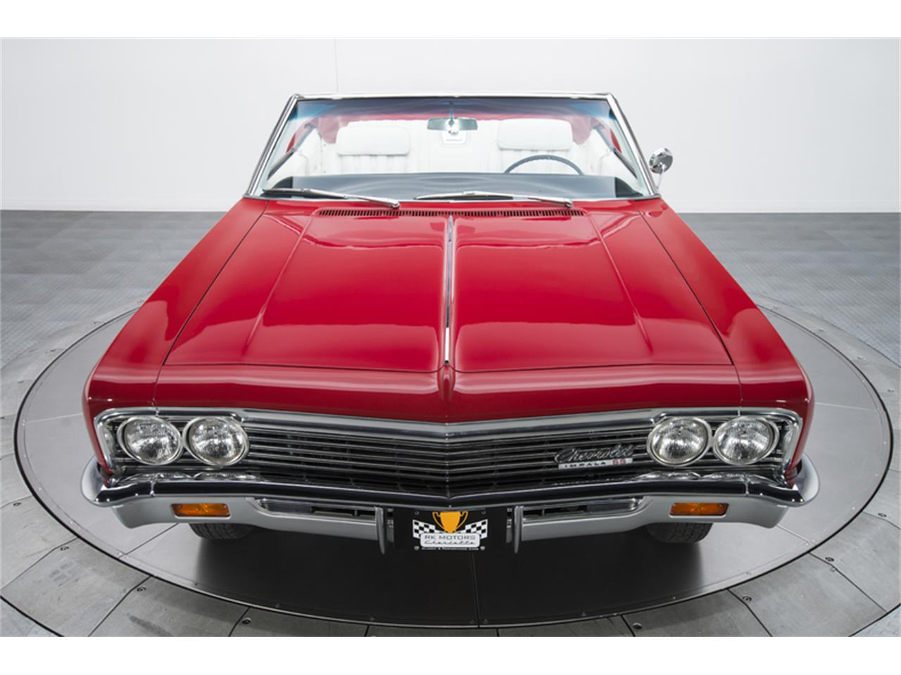 Large Picture of Classic 1966 Chevrolet Impala SS Offered by RK Motors Charlotte - L8OP