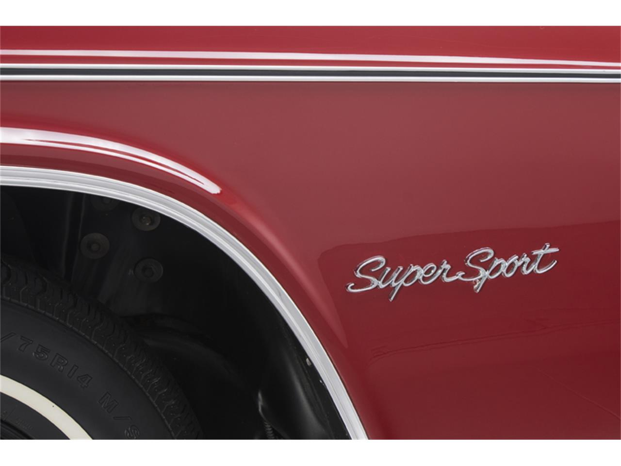 Large Picture of '66 Chevrolet Impala SS Offered by RK Motors Charlotte - L8OP