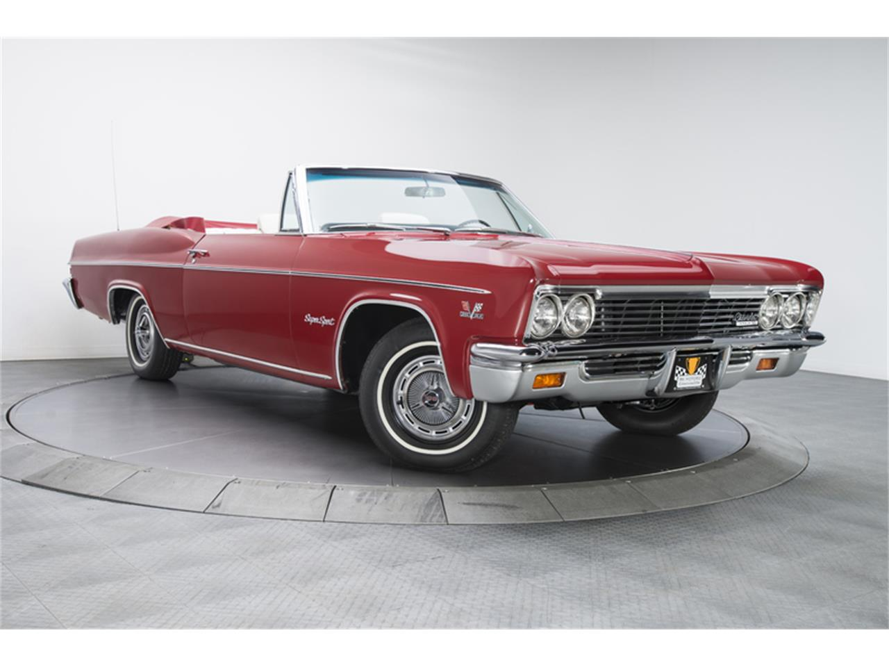 Large Picture of Classic 1966 Impala SS located in North Carolina - L8OP