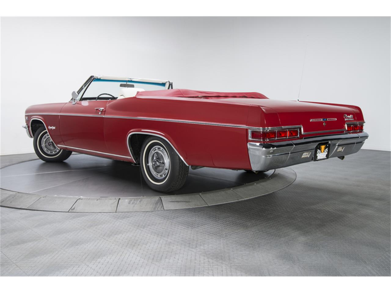 Large Picture of Classic '66 Impala SS - L8OP