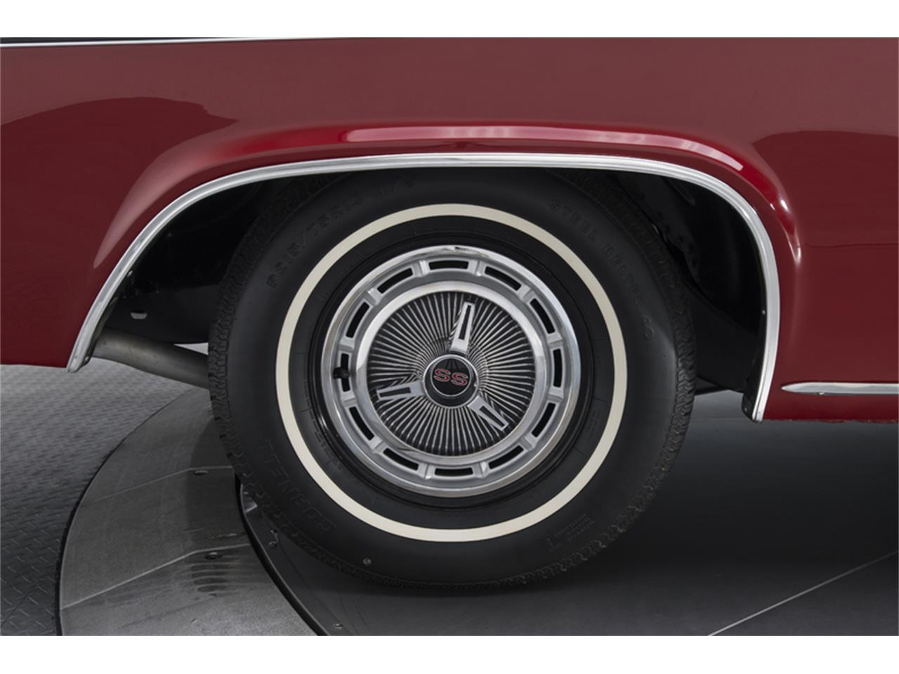 Large Picture of Classic '66 Chevrolet Impala SS Offered by RK Motors Charlotte - L8OP