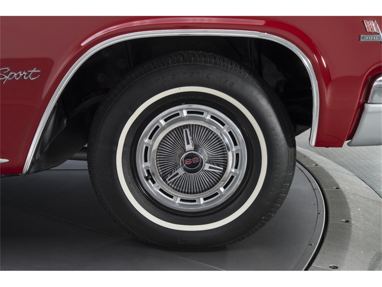 Large Picture of Classic '66 Chevrolet Impala SS located in Charlotte North Carolina - $59,900.00 - L8OP