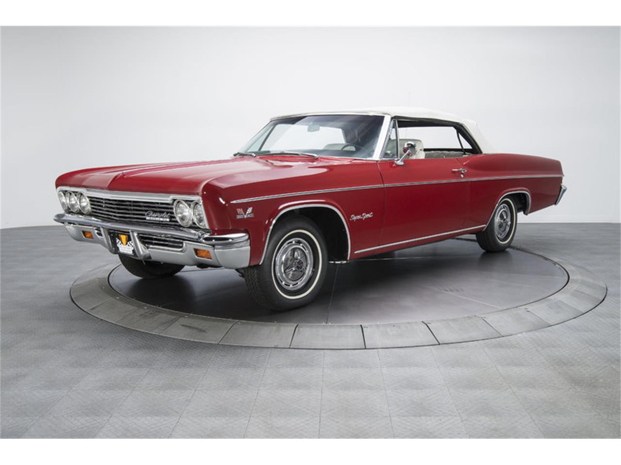 Large Picture of Classic 1966 Impala SS located in Charlotte North Carolina - $59,900.00 Offered by RK Motors Charlotte - L8OP
