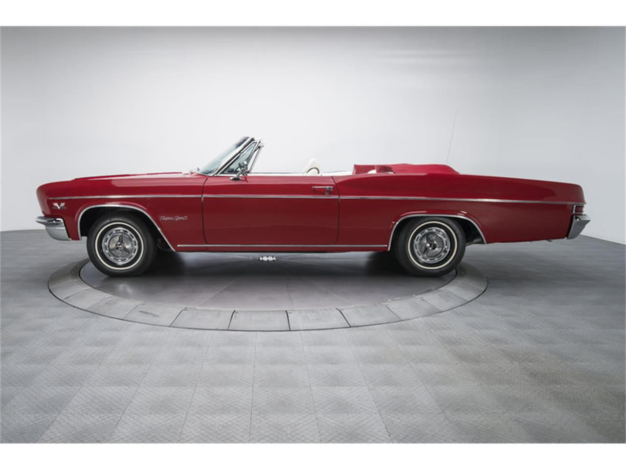 Large Picture of '66 Chevrolet Impala SS located in North Carolina Offered by RK Motors Charlotte - L8OP