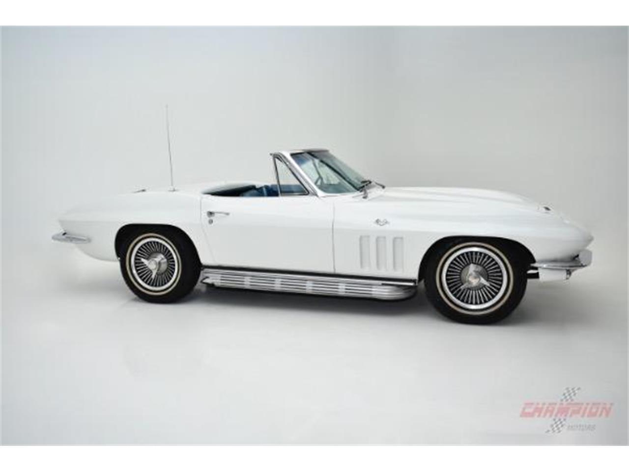 Large Picture of '66 Corvette - L8OX