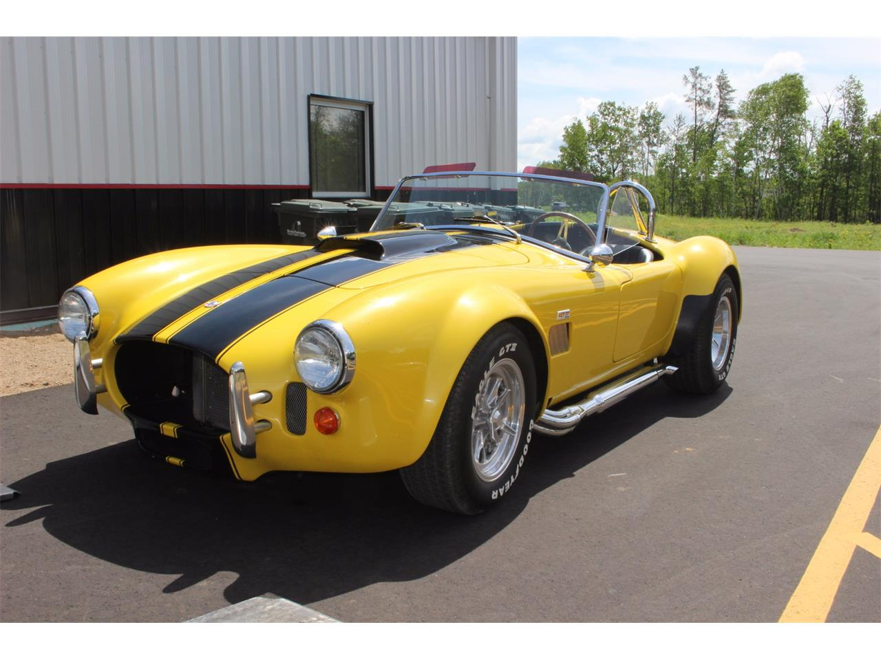 Large Picture of 2005 Shelby Cobra located in Brainerd Minnesota Offered by High Rollers Hot Rods and Classics - L8PV