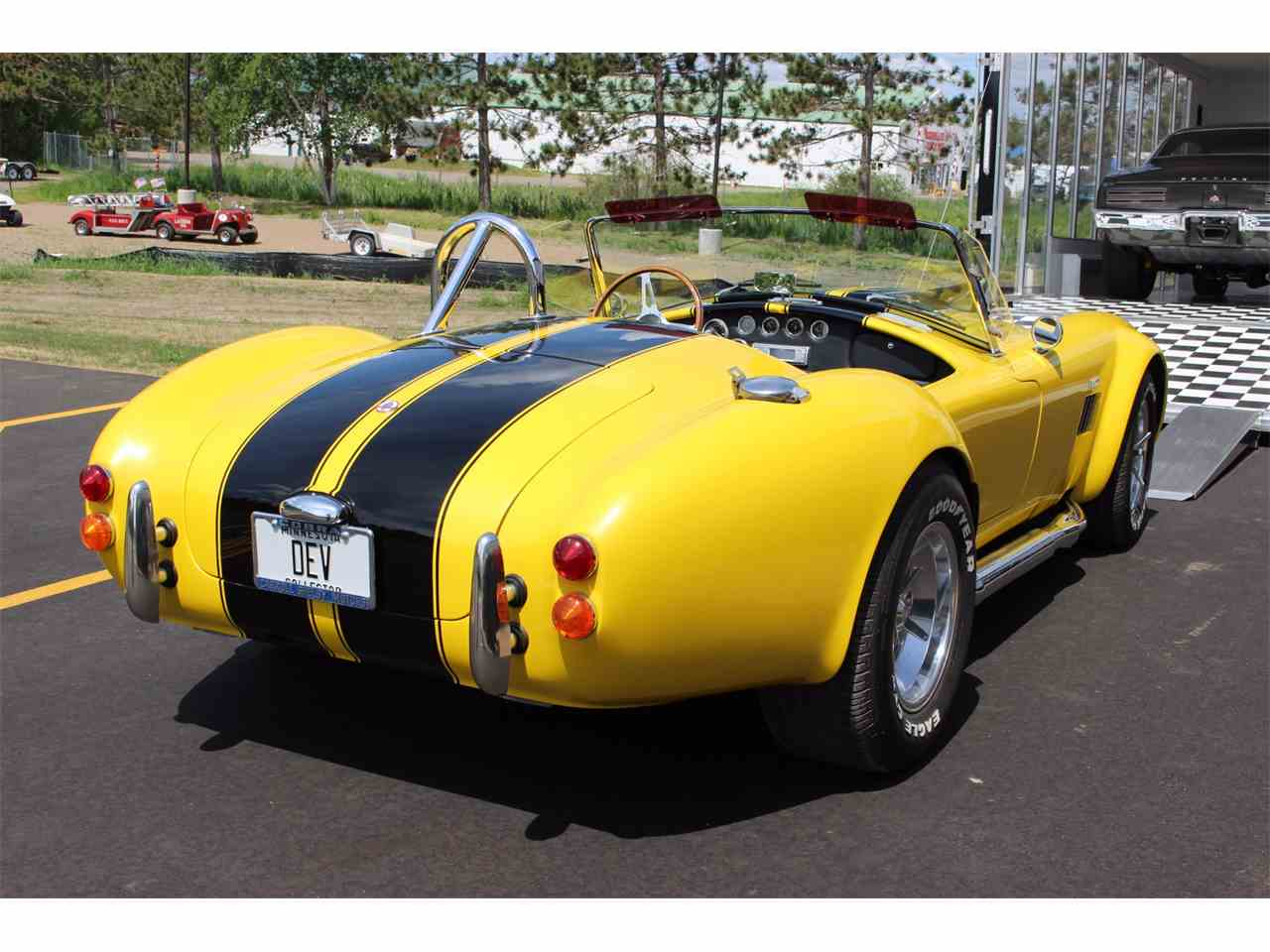 Large Picture of 2005 Shelby Cobra Offered by High Rollers Hot Rods and Classics - L8PV