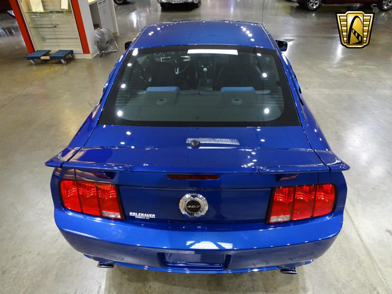 Large Picture of '08 Mustang - L8QF