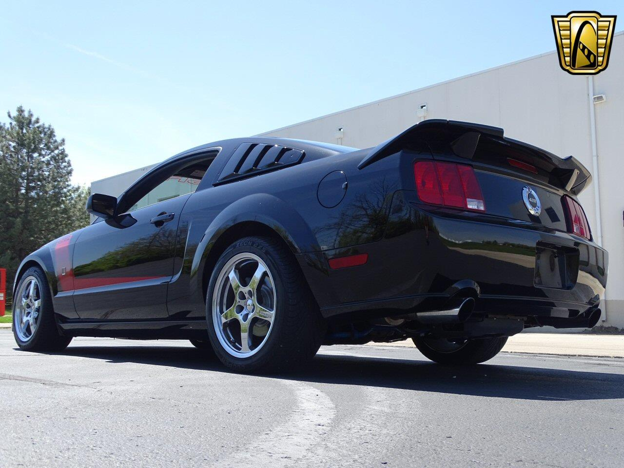 Large Picture of '08 Mustang - L8QJ