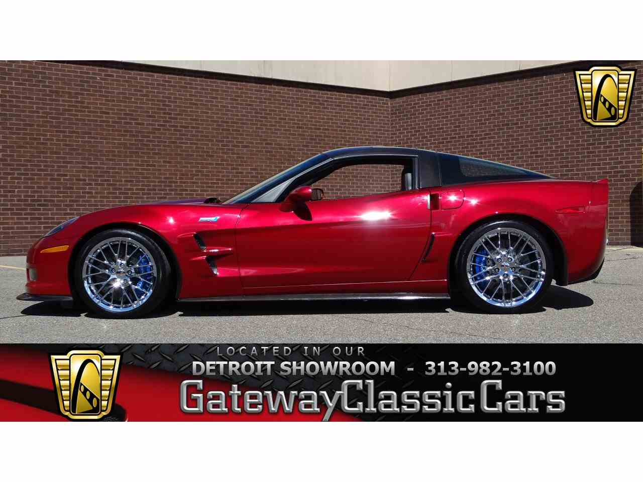 Large Picture of '10 Corvette located in Michigan Offered by Gateway Classic Cars - Detroit - L8QM