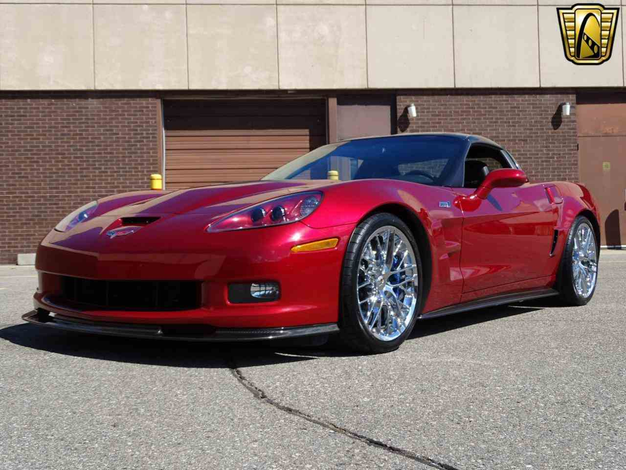 Large Picture of 2010 Chevrolet Corvette located in Dearborn Michigan - $78,000.00 Offered by Gateway Classic Cars - Detroit - L8QM