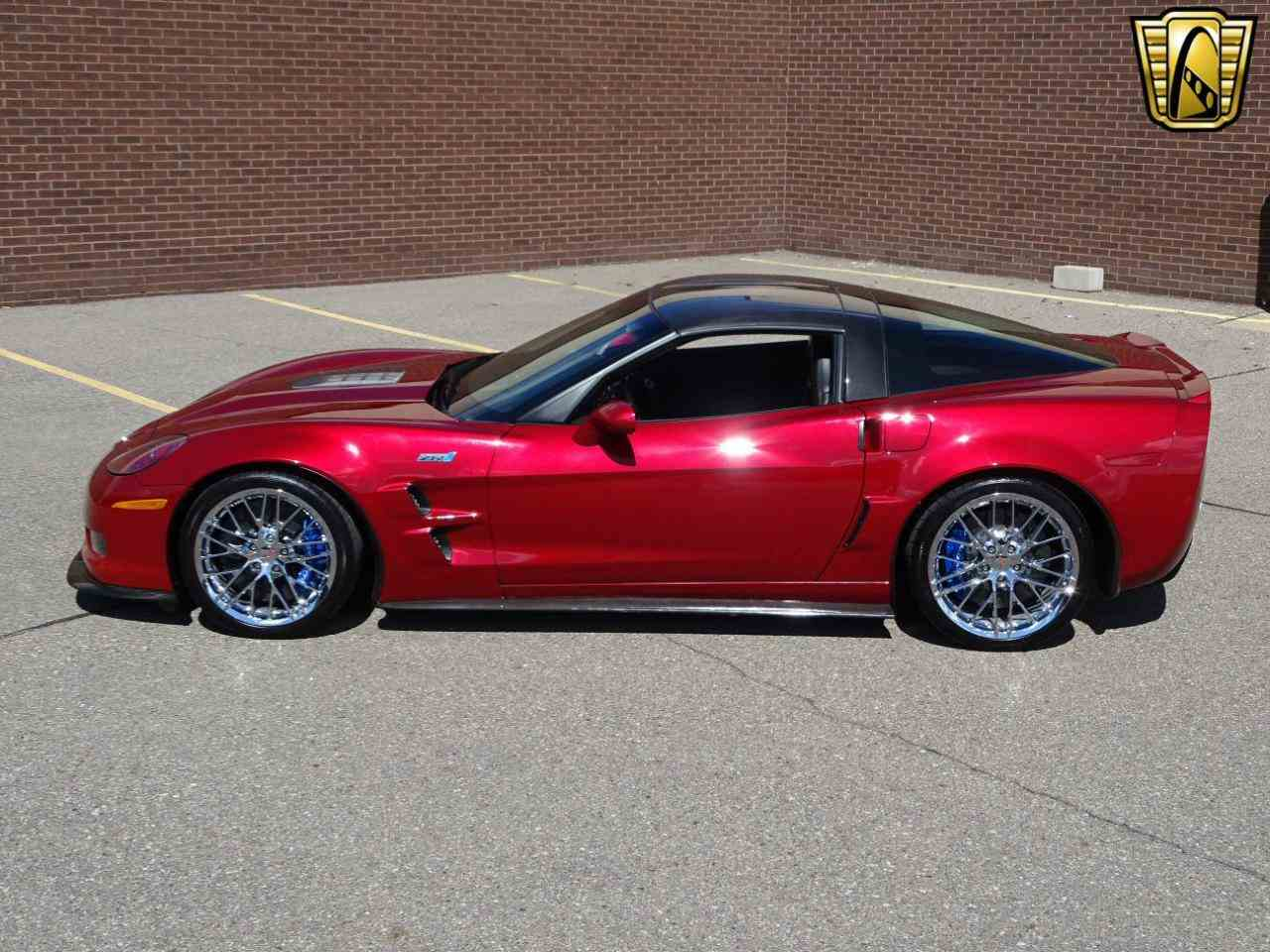 Large Picture of '10 Corvette located in Dearborn Michigan - $78,000.00 - L8QM