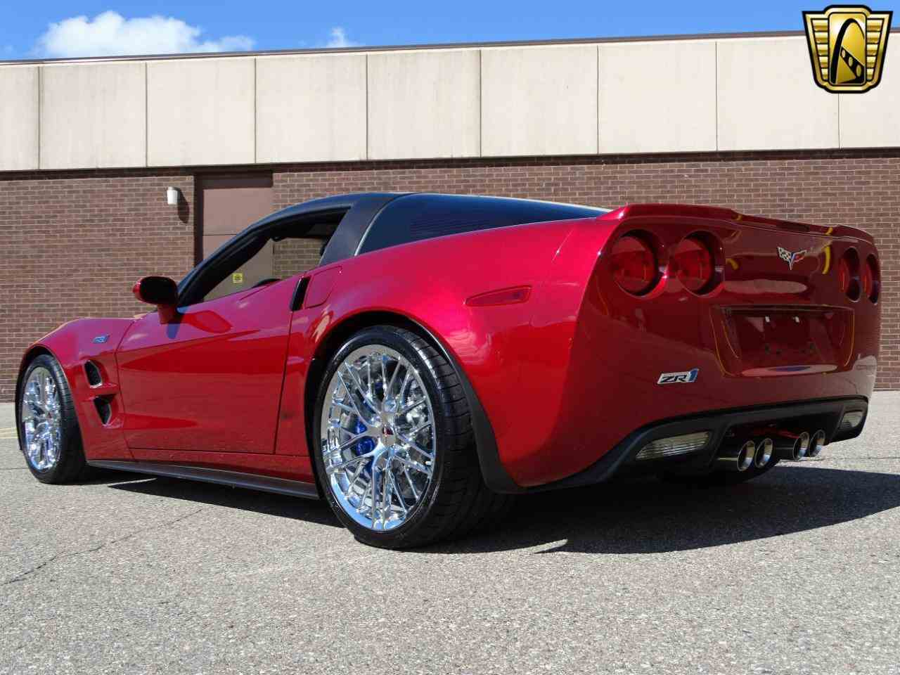 Large Picture of '10 Chevrolet Corvette Offered by Gateway Classic Cars - Detroit - L8QM