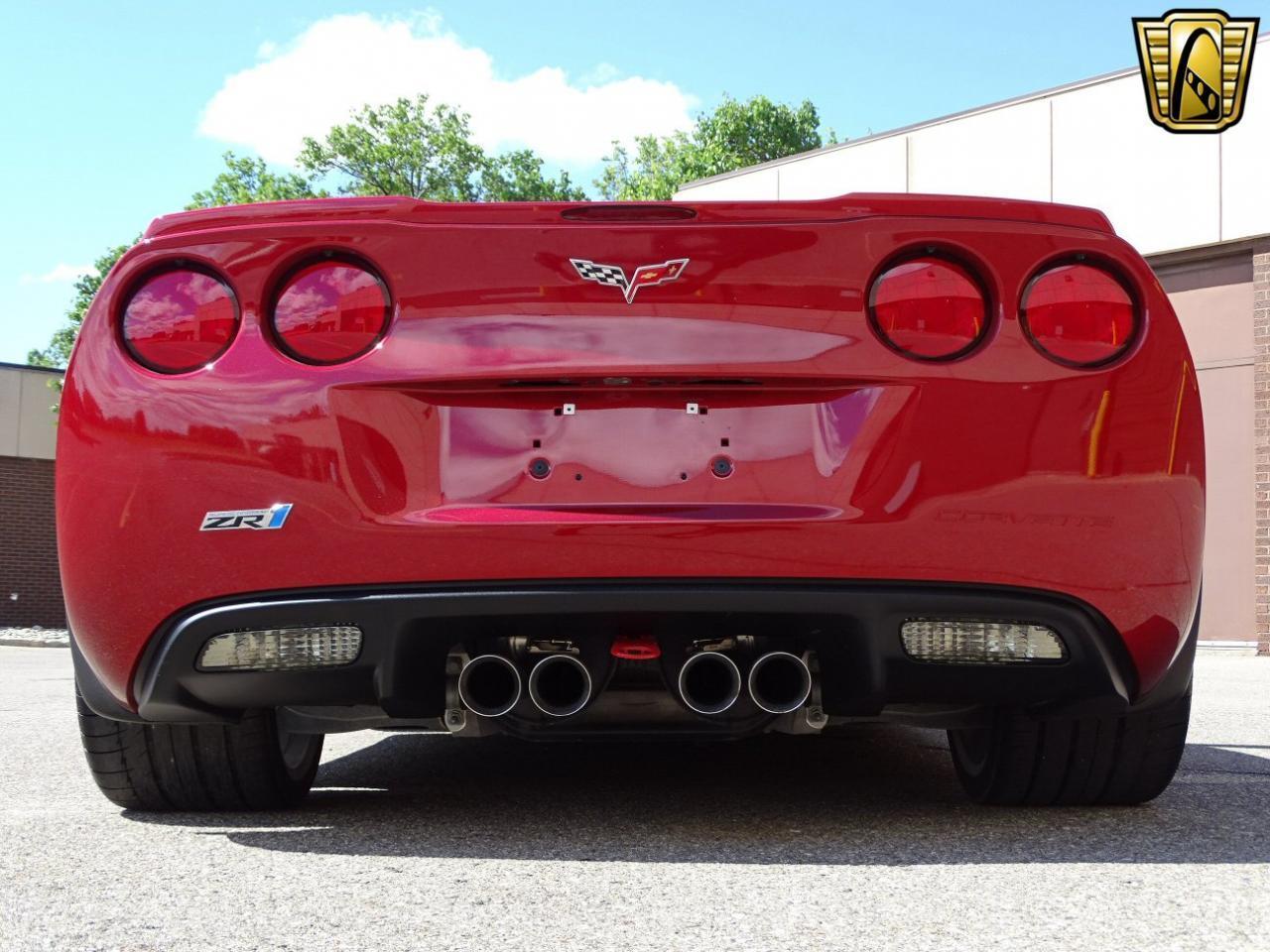 Large Picture of '10 Corvette - L8QM