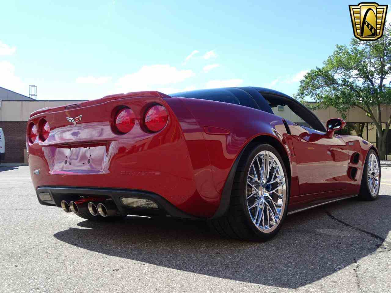 Large Picture of 2010 Chevrolet Corvette located in Michigan Offered by Gateway Classic Cars - Detroit - L8QM