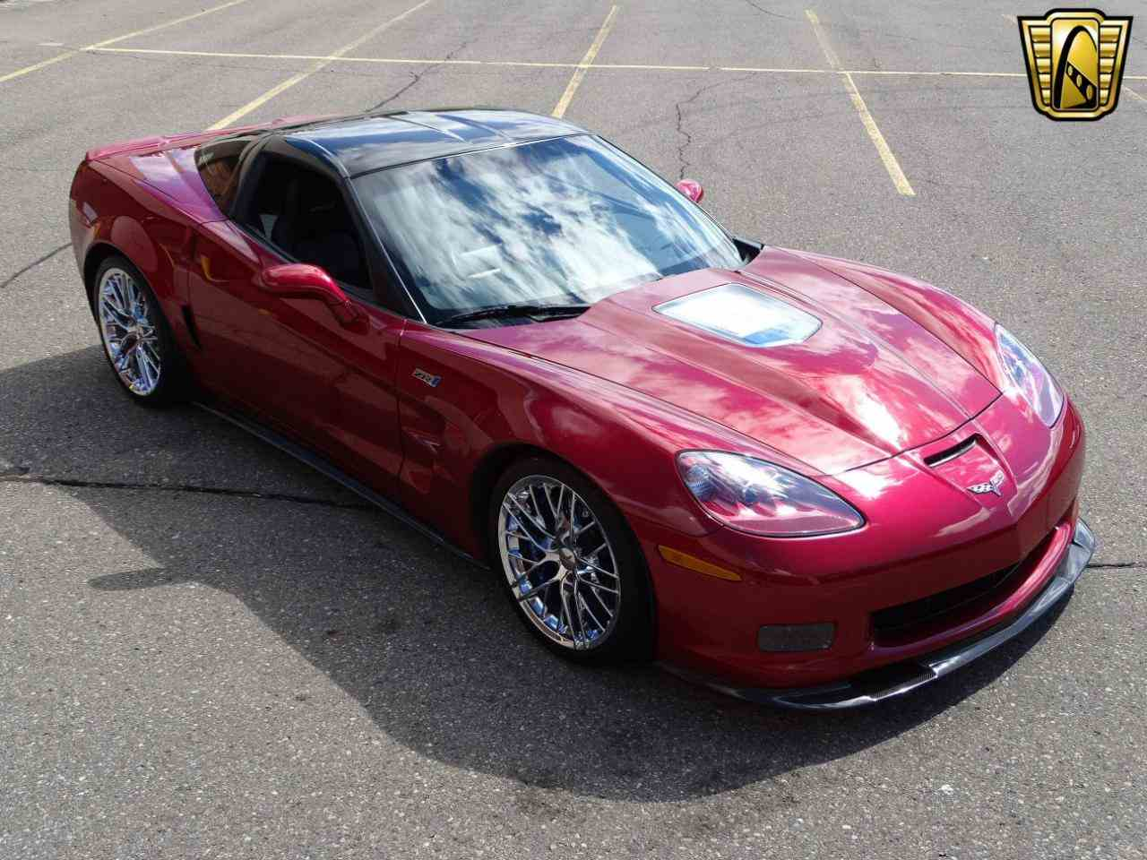 Large Picture of '10 Corvette - $78,000.00 Offered by Gateway Classic Cars - Detroit - L8QM