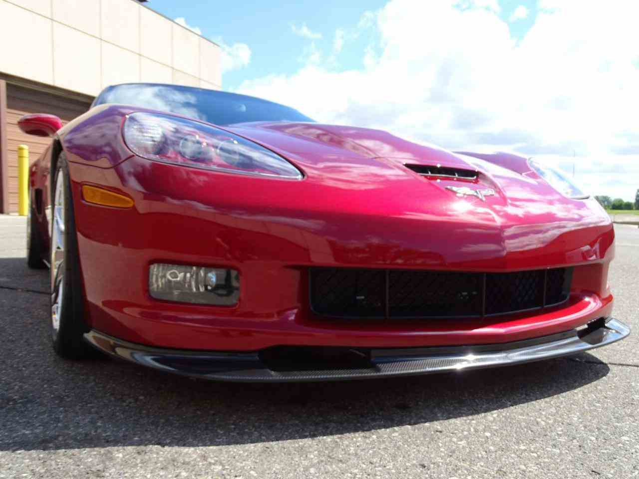Large Picture of 2010 Chevrolet Corvette - L8QM