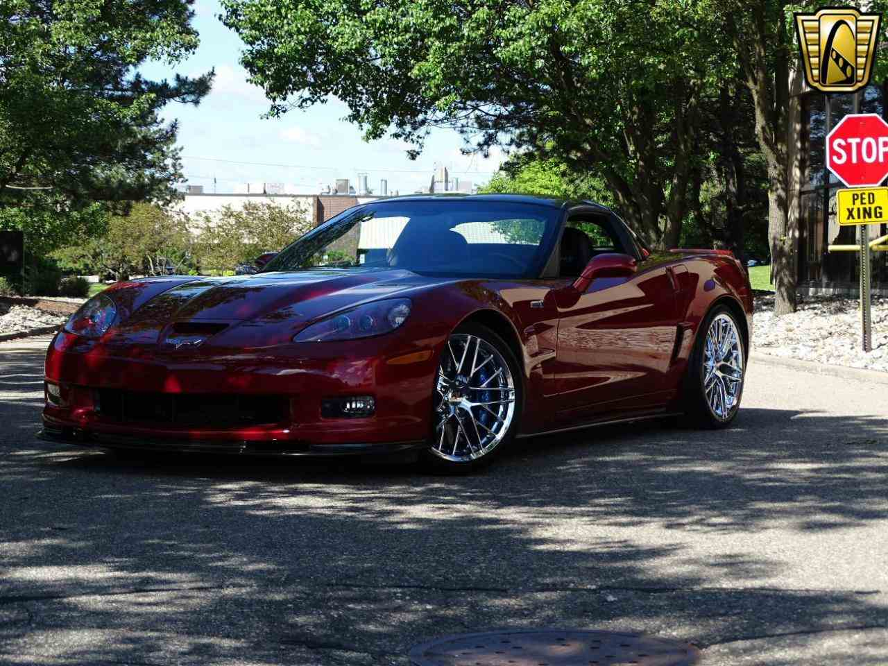 Large Picture of 2010 Corvette located in Michigan - $78,000.00 - L8QM