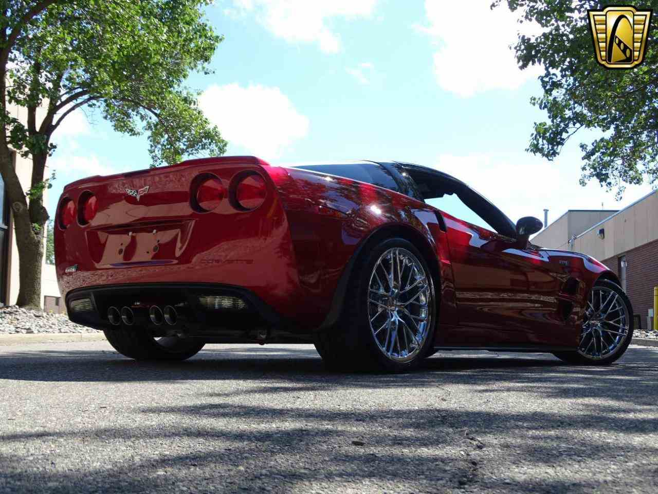 Large Picture of '10 Chevrolet Corvette - L8QM