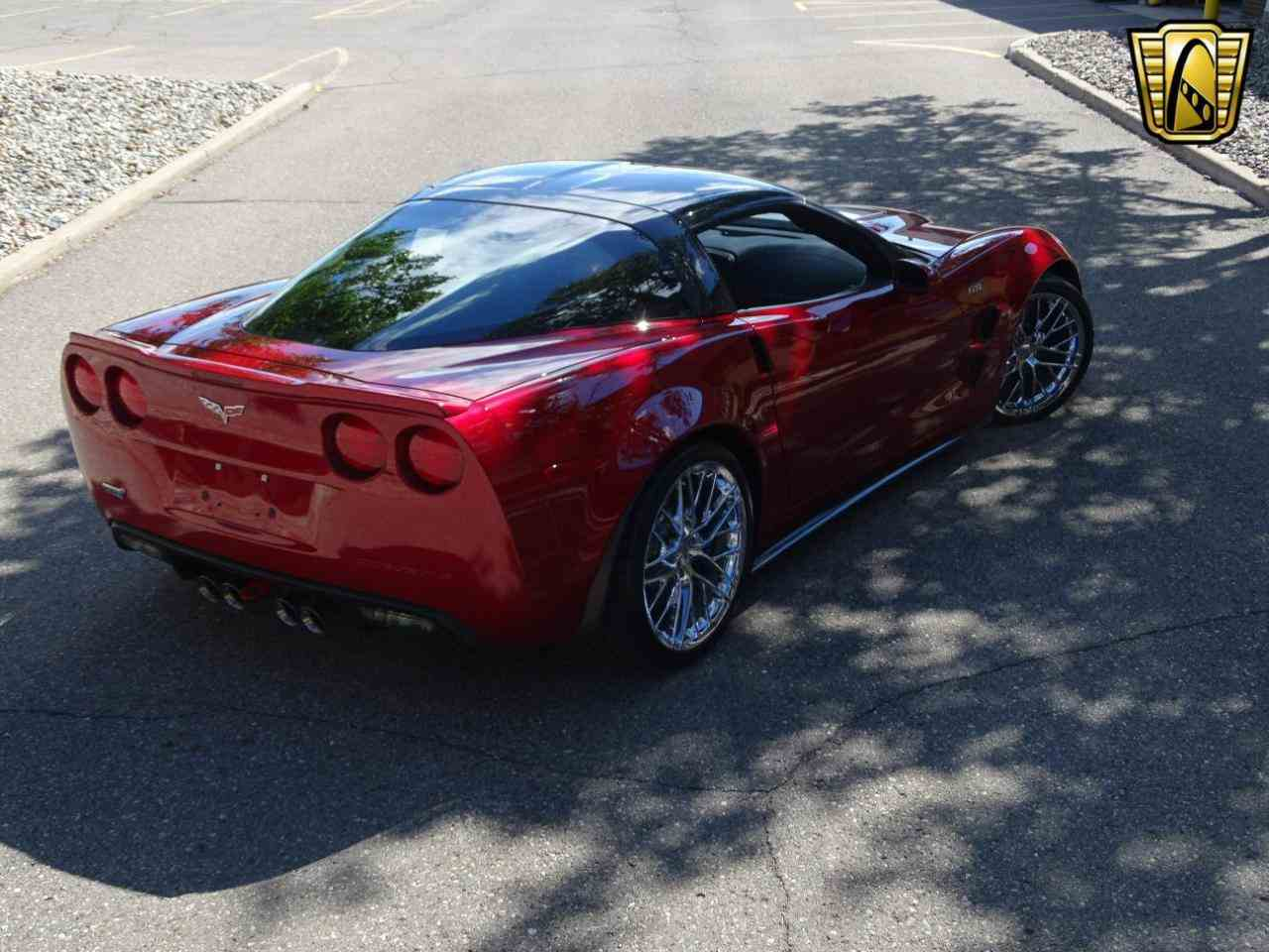 Large Picture of 2010 Chevrolet Corvette located in Michigan - L8QM