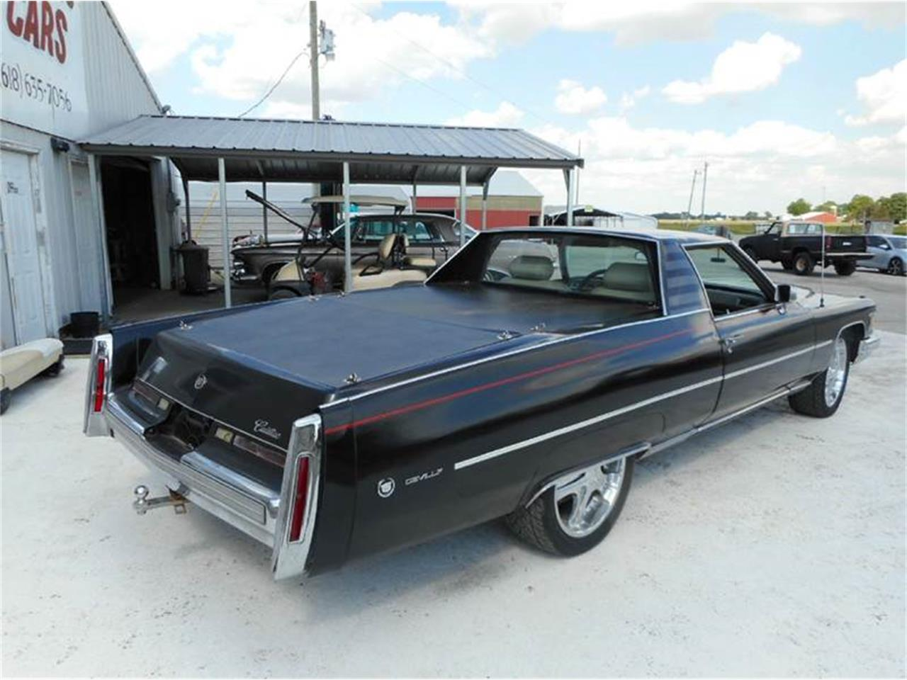 Large Picture of 1976 Cadillac 4-Dr Sedan Offered by Country Classic Cars - L8QX