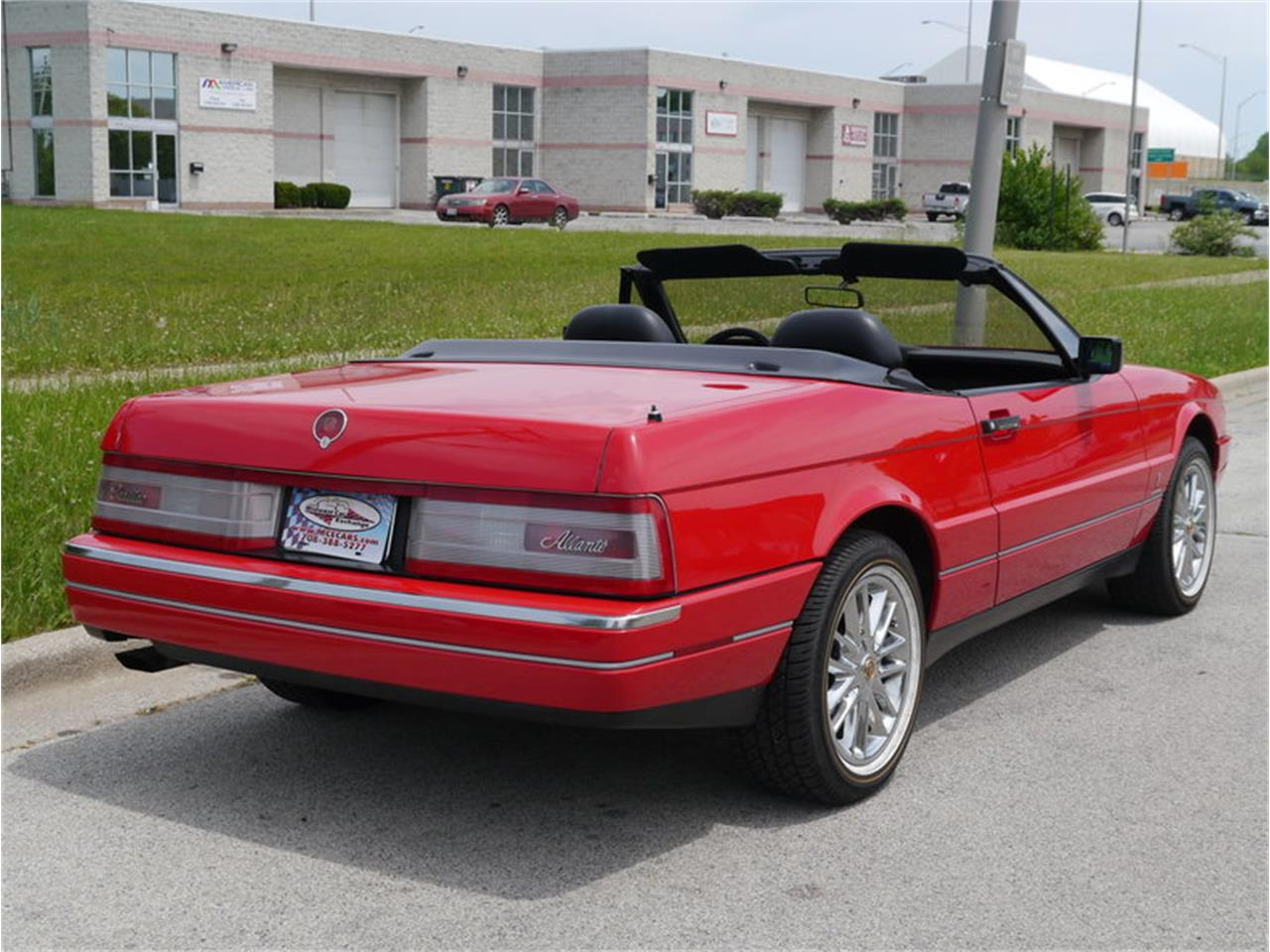 Large Picture of '91 Allante - L7Z9