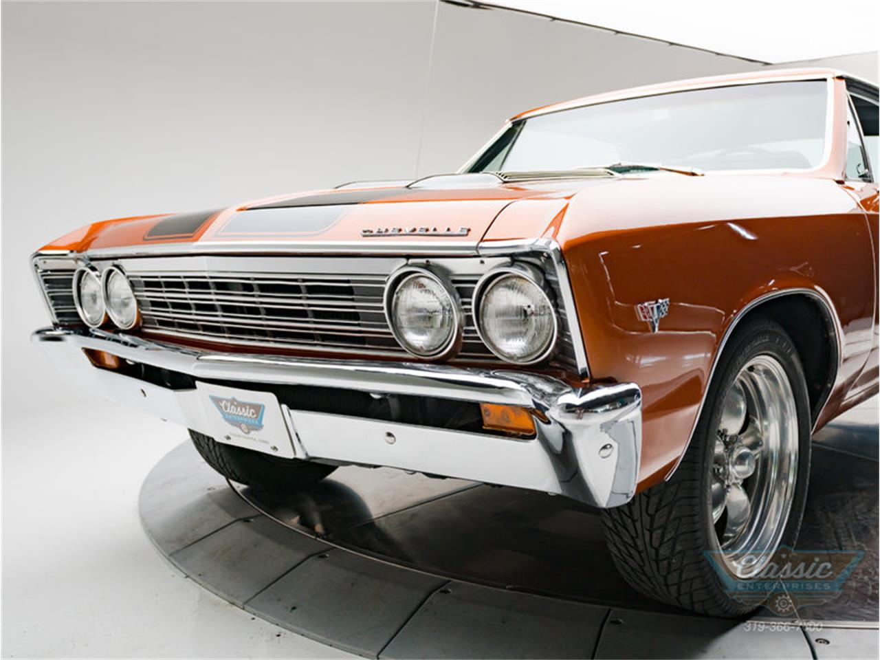 Large Picture of Classic 1967 Chevrolet Malibu - $29,950.00 Offered by Duffy's Classic Cars - L8TM