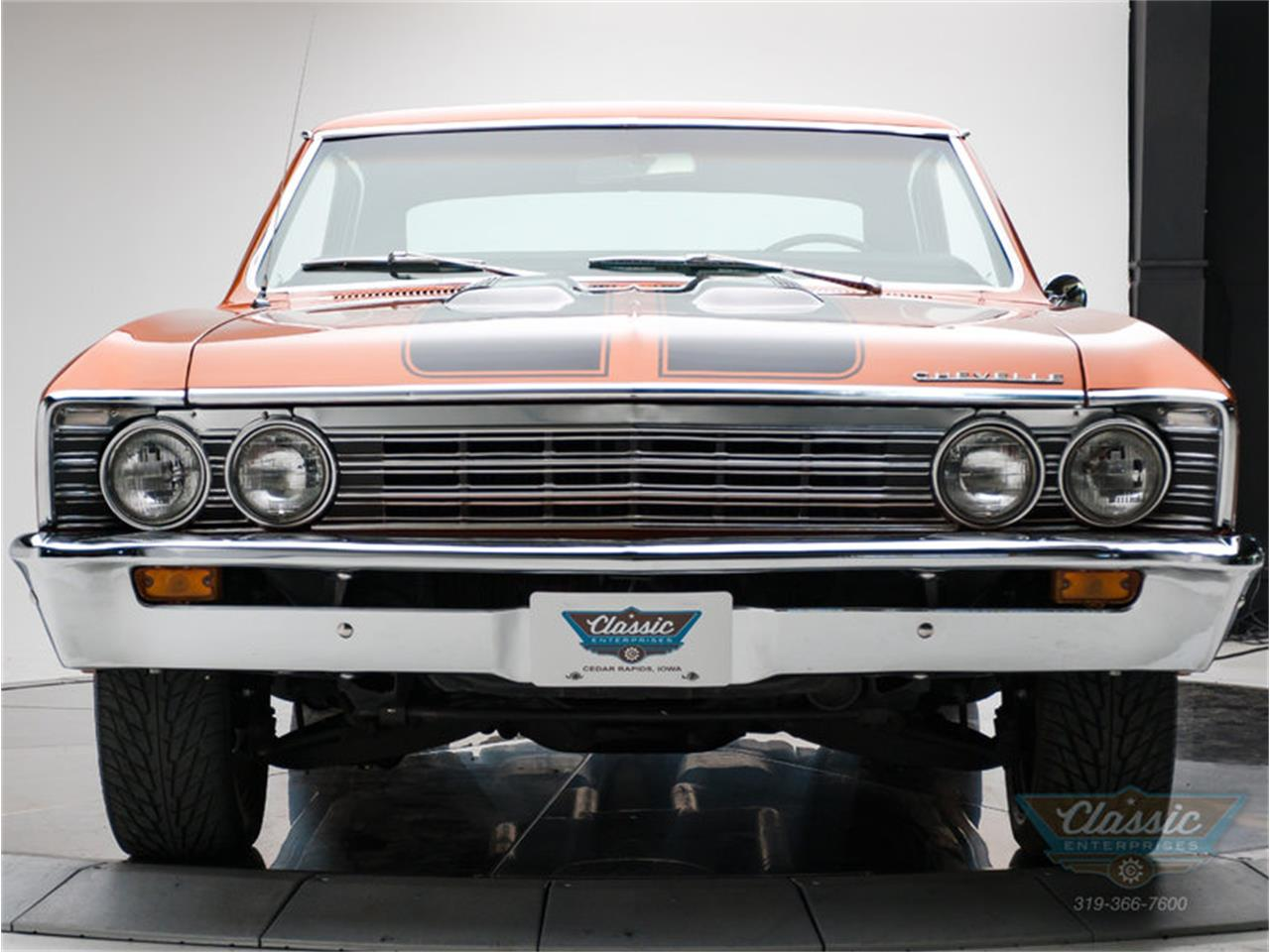 Large Picture of Classic '67 Chevrolet Malibu located in Cedar Rapids Iowa Offered by Duffy's Classic Cars - L8TM