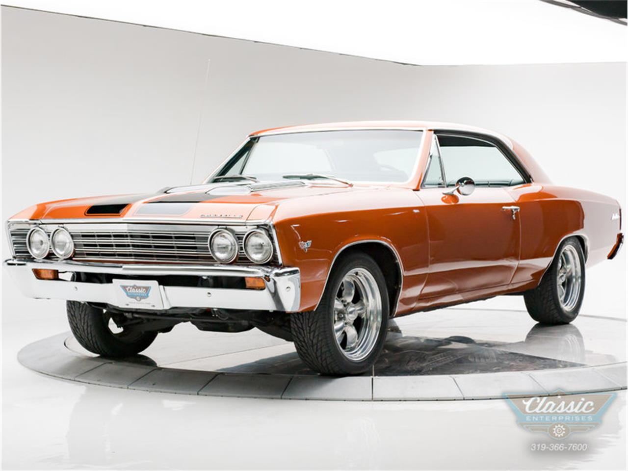 Large Picture of Classic '67 Chevrolet Malibu - $29,950.00 Offered by Duffy's Classic Cars - L8TM
