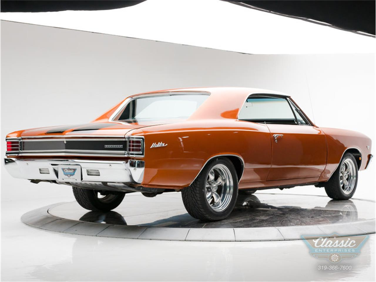 Large Picture of Classic 1967 Chevrolet Malibu located in Iowa Offered by Duffy's Classic Cars - L8TM