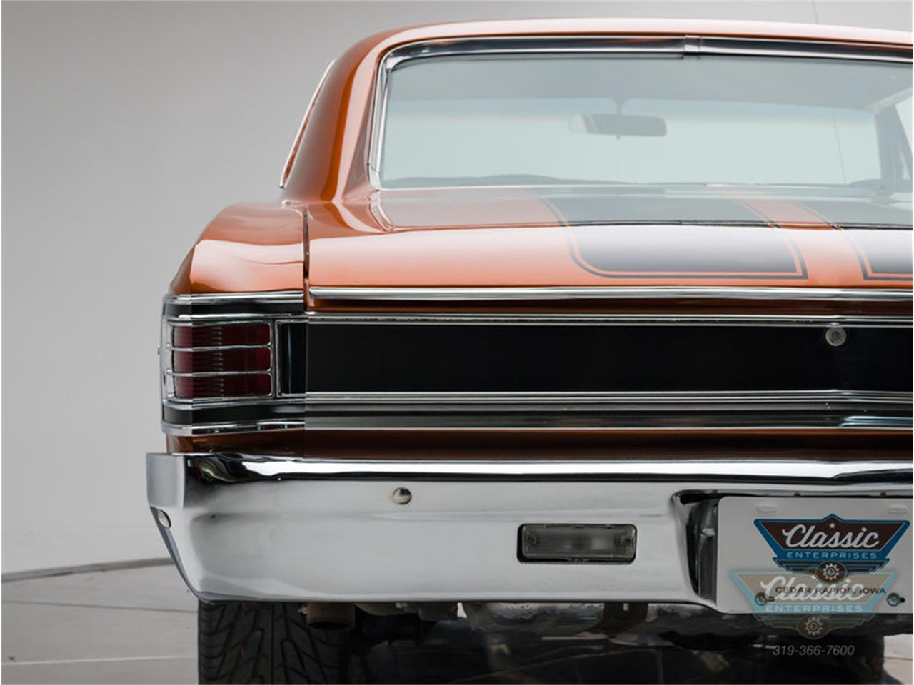 Large Picture of '67 Chevrolet Malibu located in Cedar Rapids Iowa - $29,950.00 - L8TM