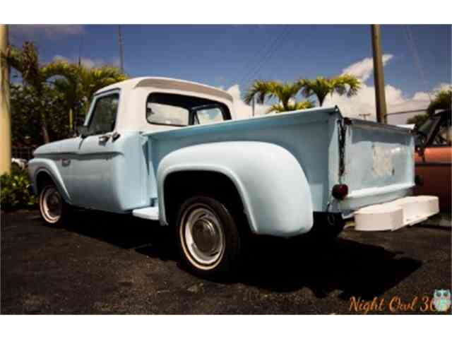 Picture of Classic '66 Ford Pickup located in Miami Florida - $12,500.00 - L8TU