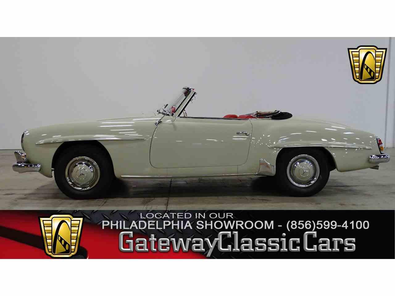 1961 Mercedes-Benz 190SL for Sale | ClassicCars.com | CC-990124