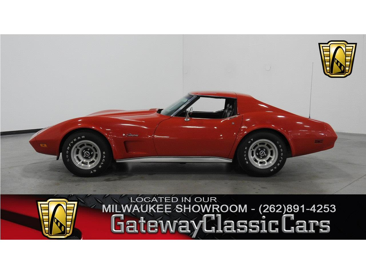 Large Picture of 1974 Corvette located in Wisconsin - L7ZH