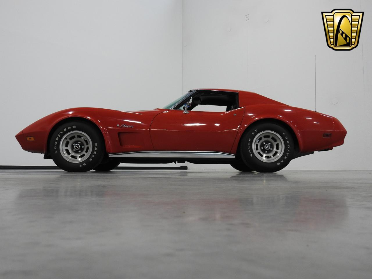 Large Picture of '74 Corvette located in Kenosha Wisconsin Offered by Gateway Classic Cars - Milwaukee - L7ZH