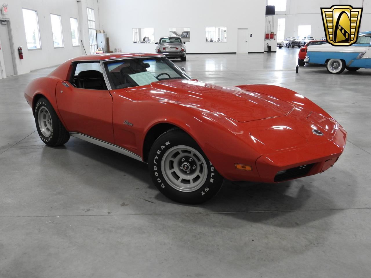 Large Picture of 1974 Corvette located in Kenosha Wisconsin - $17,995.00 Offered by Gateway Classic Cars - Milwaukee - L7ZH