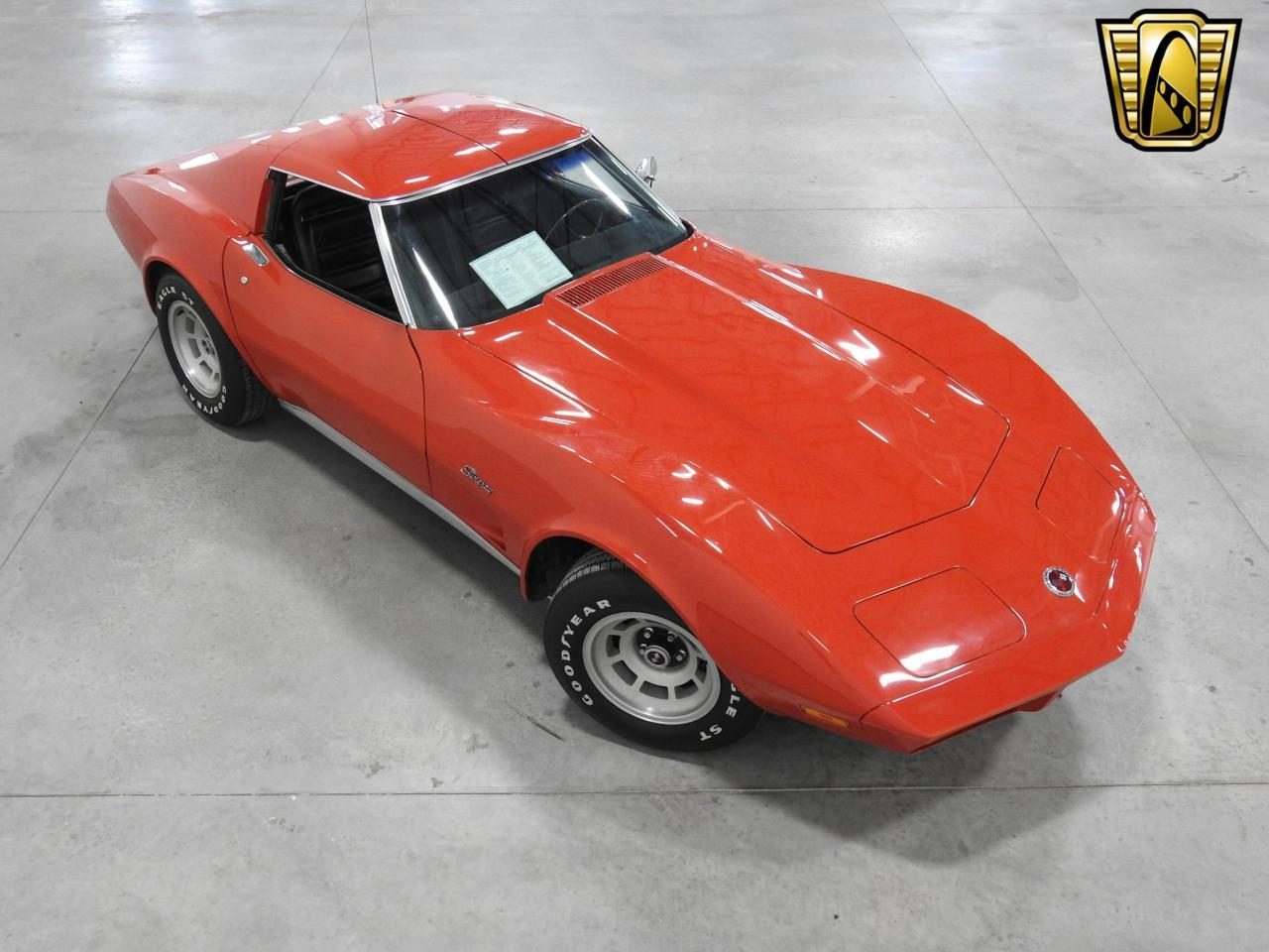 Large Picture of '74 Chevrolet Corvette located in Kenosha Wisconsin - $17,995.00 Offered by Gateway Classic Cars - Milwaukee - L7ZH