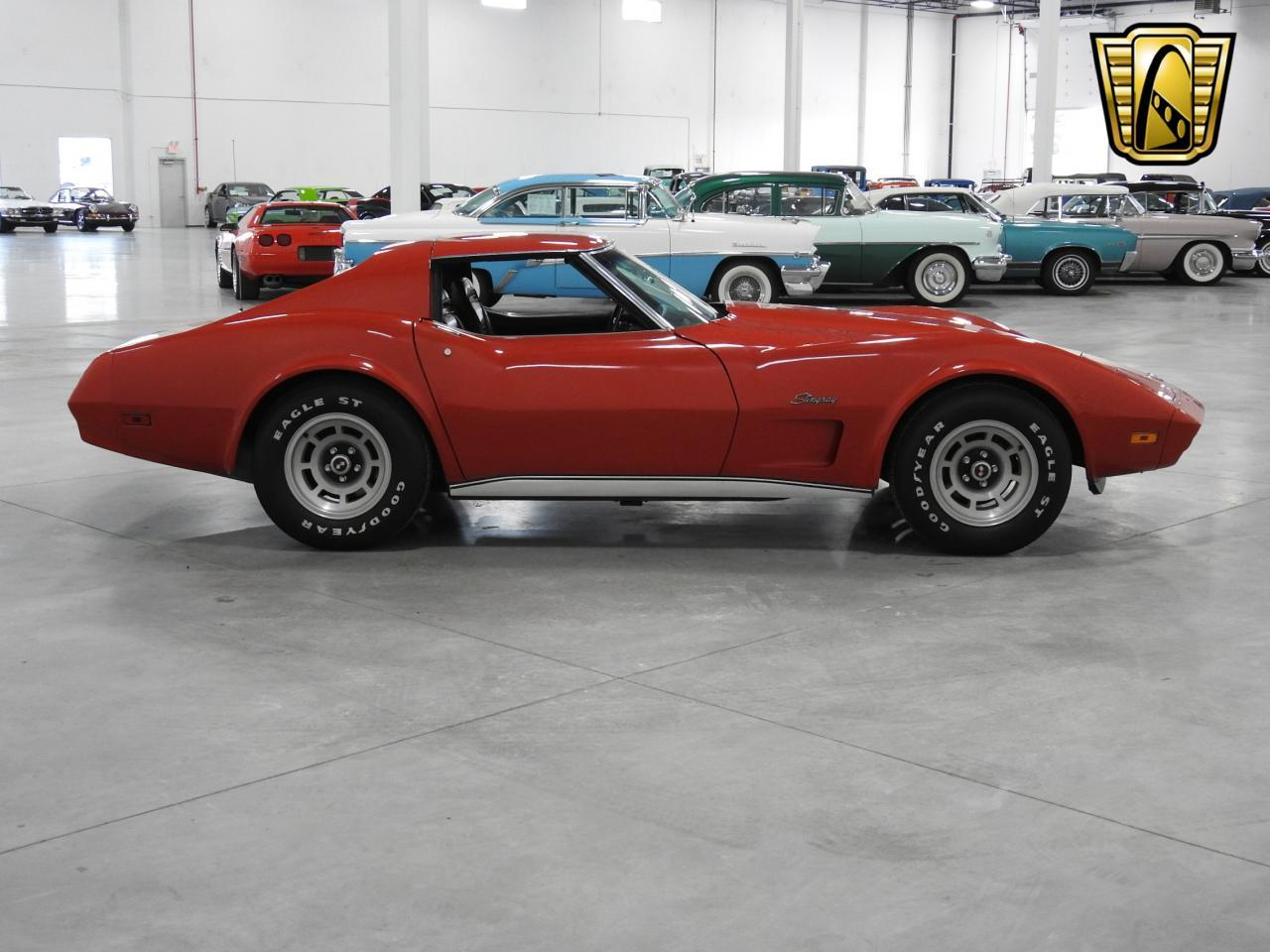 Large Picture of 1974 Corvette located in Wisconsin - $17,995.00 Offered by Gateway Classic Cars - Milwaukee - L7ZH