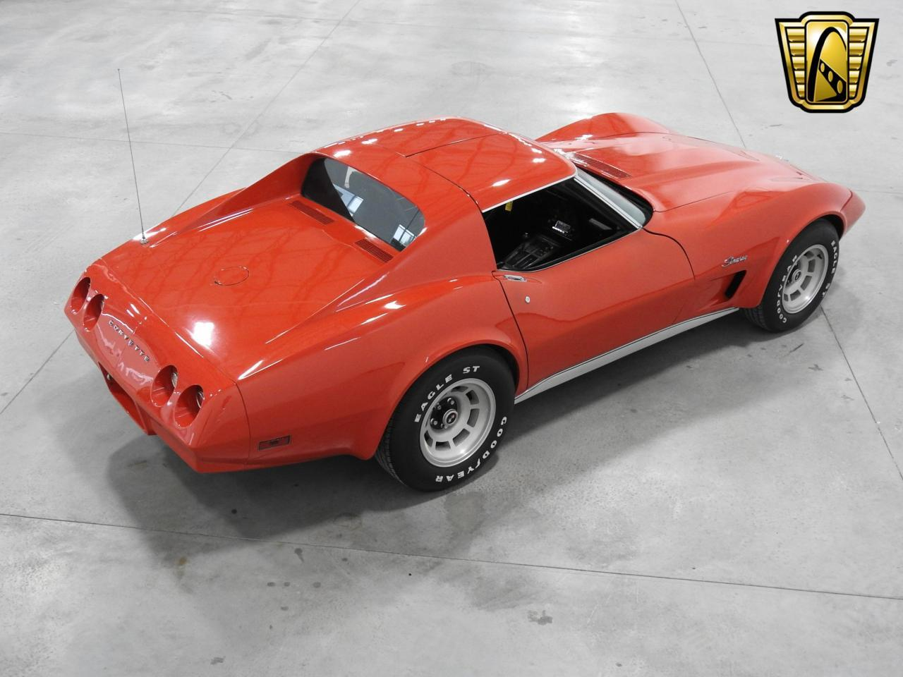 Large Picture of '74 Corvette located in Wisconsin - $17,995.00 Offered by Gateway Classic Cars - Milwaukee - L7ZH