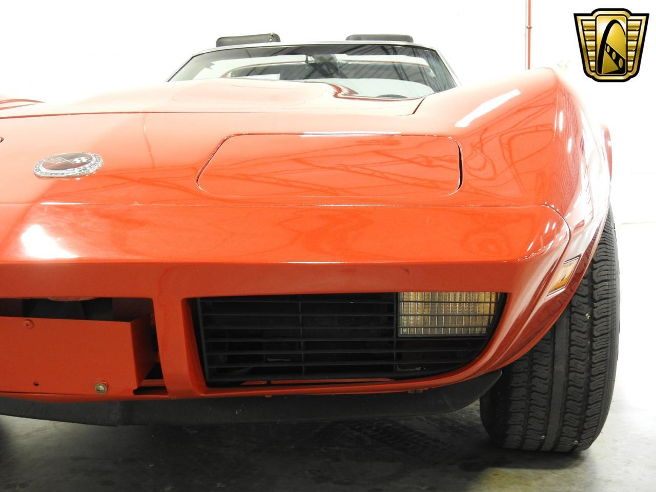 Large Picture of 1974 Chevrolet Corvette located in Kenosha Wisconsin - L7ZH